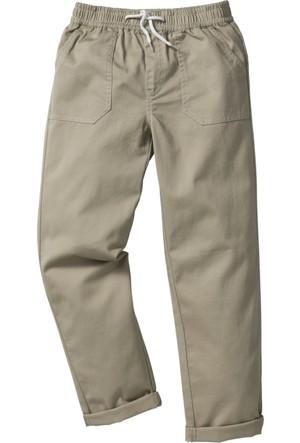 Bonprix John Baner Jeanswear Bej Beli Esnek Chino Pantolon Bd. 116-170 34-54 Beden
