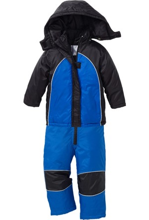 Bpc Bonprix Collection Mavi Kar Kıyafeti (2 Parçalı Set) 34-54 Beden