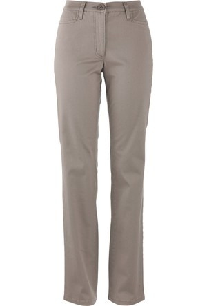 Bpc Bonprix Collection Kahverengi Vücut Şekillendiren Streç Pantolon