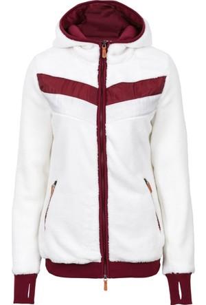 Bpc Bonprix Collection - Beyaz Yumuşacık Polar Sweat Shirt