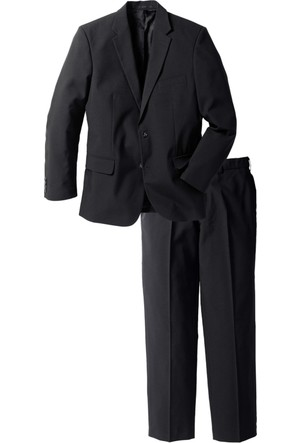 Bpc Selection Siyah Slim Fit Takım Elbise