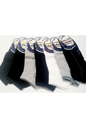 Dündar Erkek Patik Çorap 6 Lı Set