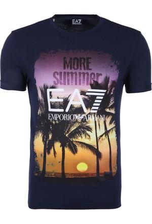Ea7 Erkek T-Shirt 3Yptd5Pj80Z