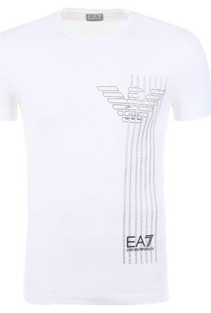 Ea7 Erkek T-Shirt 3Ypte0Pj30Z