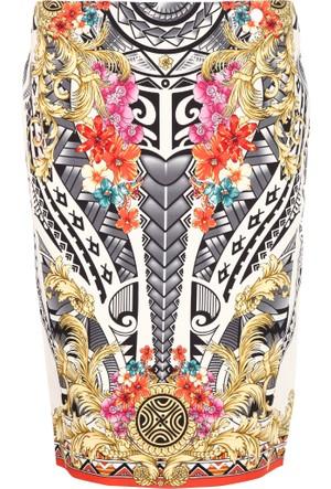 Versace Jeans Kadın Etek G602036G33626