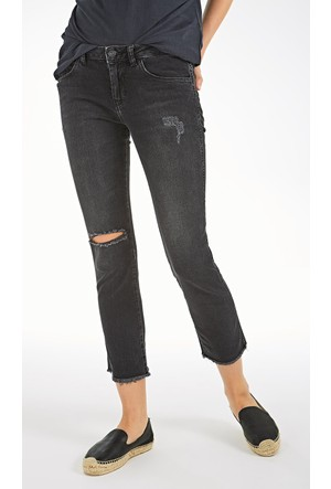 LTB Harmony Black Gray Wash Pantolon