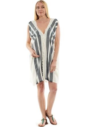 Peschtemall Kadın Plaj Elbise P1039