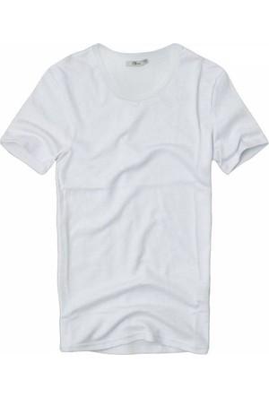 Ltb Slim Fit Basic Sıfır Yaka Tişört