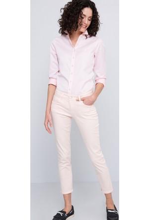 U.S. Polo Assn. Kadın Tina7Y Pantolon Pembe