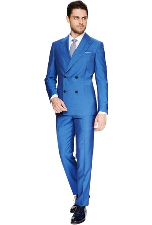 Cacharel Coby Takım Elbise Mavi