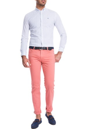 Cacharel Louis Pantolon Kırmızı