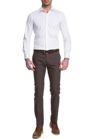 Cacharel CC15F Pantolon Kahverengi