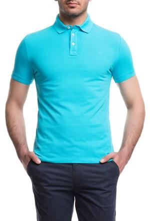 Cacharel CT15 Polo Yaka T-Shirt Mint