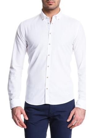 Cacharel Hirra Gömlek Beyaz