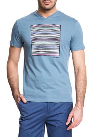 Cacharel T-Shirt Mavi