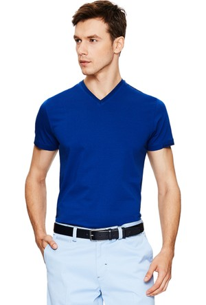 Cacharel Benifo T-Shirt Lacivert