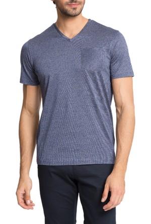 Cacharel Brie T-Shirt Mavi