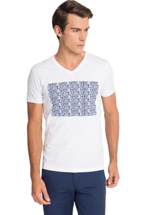 Cacharel Jason T-Shirt Koyu Lacivert