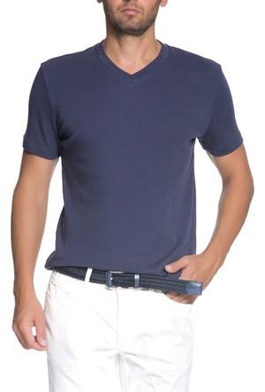 Cacharel Karen T-Shirt Koyu Lacivert