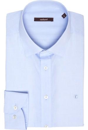 Cacharel Bai Gömlek Mavi
