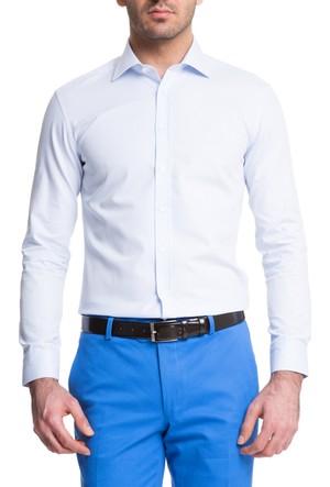 Cacharel Blur Gömlek Mavi
