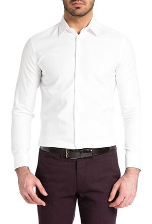 Cacharel Courbet Gömlek Beyaz