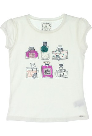 Modakids Nk Kids Putik Parfümlü Kız Body (4 - 12 Yaş) 0023402028