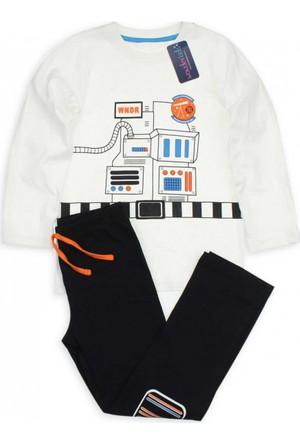 Modakids Wonder Kids Erkek Çocuk Pijama Takımı 010-4625 - 028