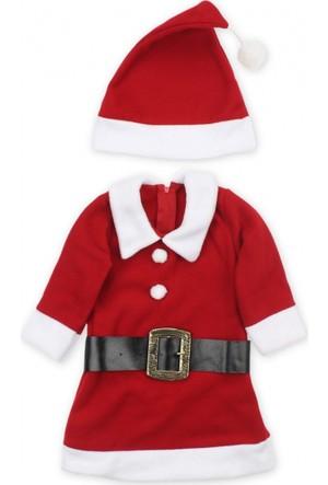 Modakids Kız Çocuk Noel Elbise Kostüm 043-2293-002
