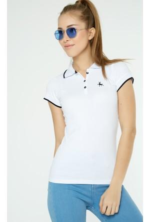 FullaModa Polo Yaka T-Shirt 17Y17ALAT0007