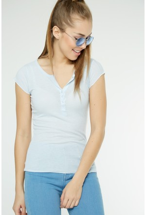FullaModa Fitilli T-Shirt 17Y17ROKET0001