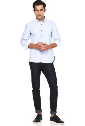 Hatemoğlu Slim Fit Denim Pantolon 29152017B003