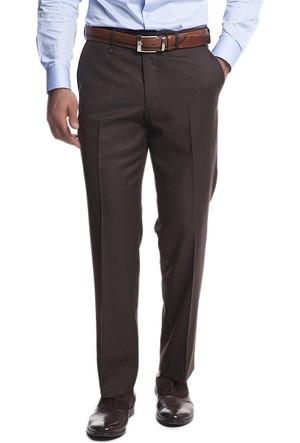 Pierre Cardin P/J02063/R Pantolon Kahverengi