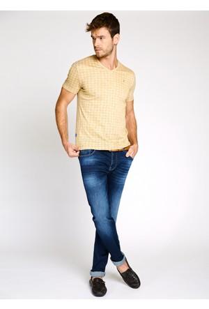 Pierre Cardin Palawan T-Shirt Sarı