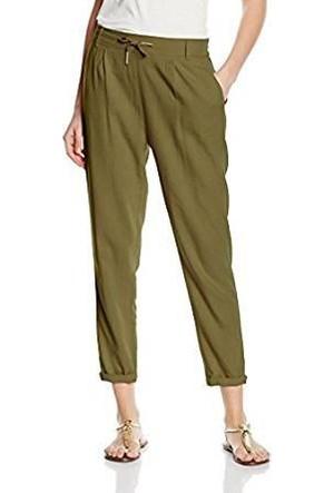 Only Bayan Yazlık Keten Pantolon 15115380 Lınen Strıng Pants