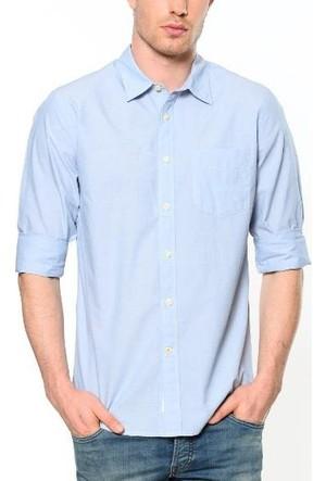 Dockers Erkek Gömlek 67405-0002 Laundered Poplin Shirt Ls