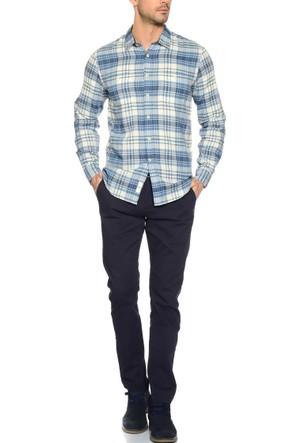 Dockers Erkek Gömlek Keten 67411-0029+0031 2 Renk