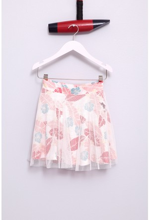 U.S. Polo Assn. Kız Çocuk Vender Elbise Pembe