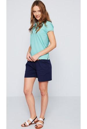 U.S. Polo Assn. Kadın Mts02İy07-011 T-Shirt Mint