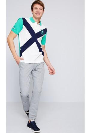 U.S. Polo Assn. Erkek Forrest T-Shirt Yeşil