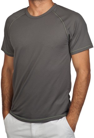 Exuma 171207 Man T-Shirt Antrasit