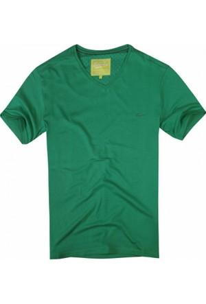 Exuma 361299 Man T-Shirt Yeşil