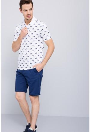 U.S. Polo Assn. Erkek Brett T-Shirt Bej