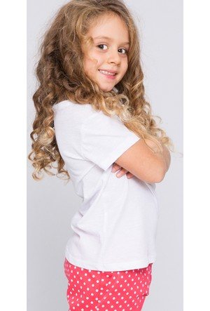 U.S. Polo Assn. Kız Çocuk Vean T-Shirt Mint