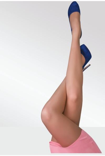 Daymod Klasik 20 Düz Külotlu Çorap (Battal)