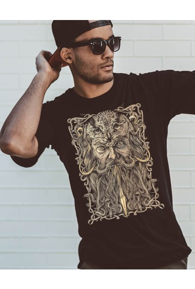 The Chalcedon Wizard Erkek Tshirt
