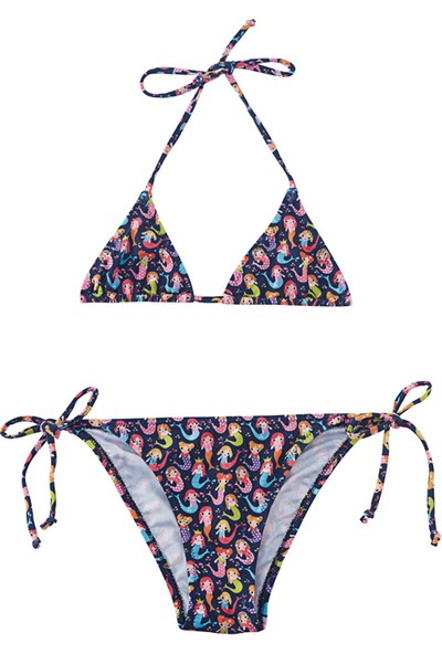 Slipstop Mermaid Kız Çocuk Bikini