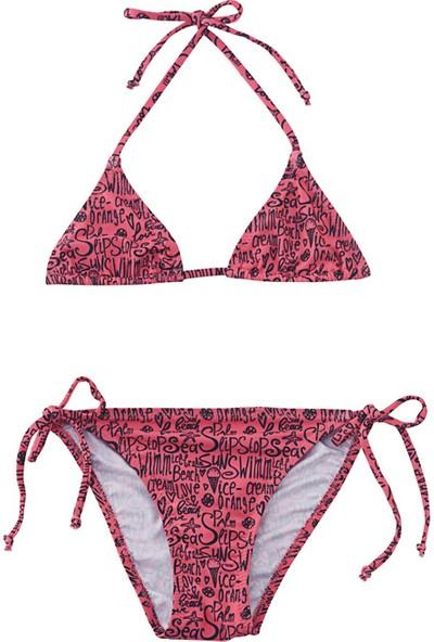 Slipstop Summer Art Kız Çocuk Bikini