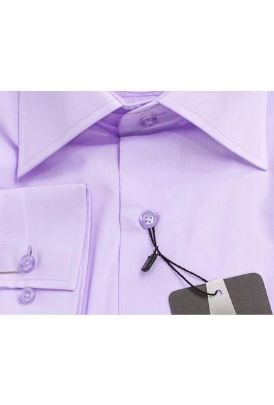 Sude Triko Erkek Düz Klasik Uzun Kollu Gömlek 9 Renk 2900