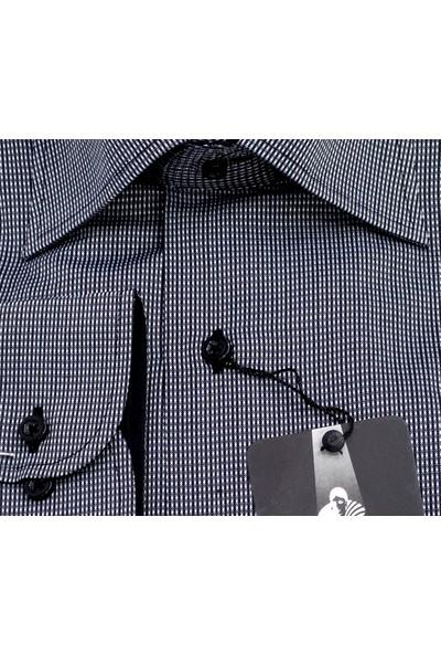 Sude Triko Erkek Klasik Uzun Kollu Gömlek 31040